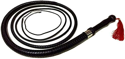 YAOJIA Leather Bull Don't miss the Dallas Mall campaign Whips Long Cattl Bullwhip Handmade