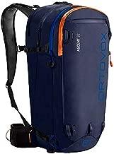 Ortovox Unisex_Adult Ascent 32 Ski Touring Backpack, Dark Navy, 32 Liter