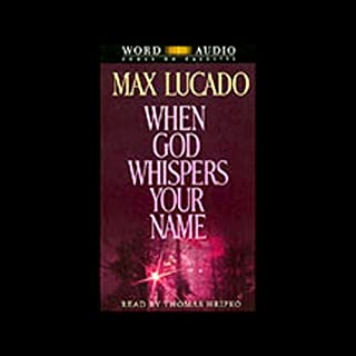 When God Whispers Your Name audiobook cover art