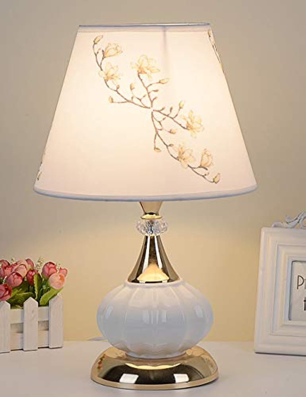 Dekorative Tischlampe, Schlafzimmer-Nachttischlampe, Study Dimmable Lamp