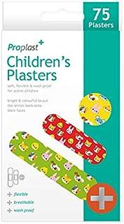 Lote de 75apósitos para niños, diseño de animales, tamaños y colores diferentes