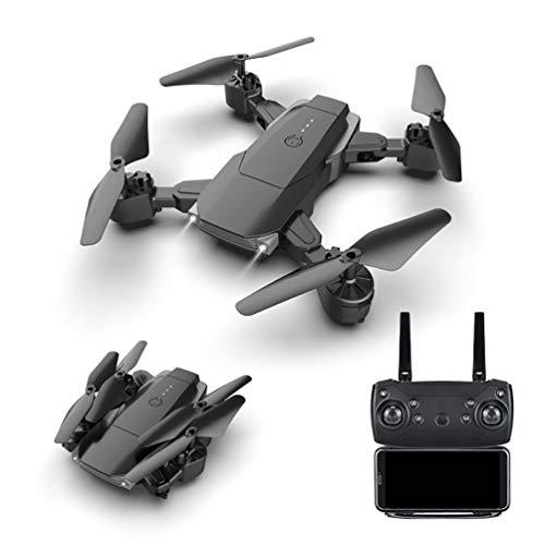 Drone Plegable 4K con cámara HD WiFi 1080P Cámara Dual Sígueme Quadcopter...