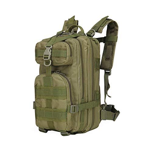N-B Versión Mejorada de la Bolsa de Senderismo y Trekking al Aire Libre de Alta Gama Equipo de Viajero Mochila táctica de Camuflaje Militar Nueva Mochila 3P