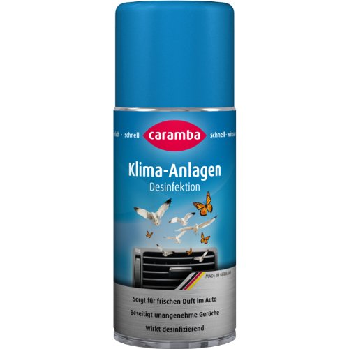 CARAMBA 631001 climatisation Désinfection, 100 ml