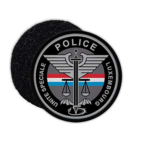 Copytec Patch Unité Spéciale de la Police 33731 - unità di Emergenza Lussemburgo