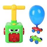FORMIZON Ballon Auto Spielzeug, Kinder Ballon Auto Spielzeug, Wissenschaftliches Experimentelles...