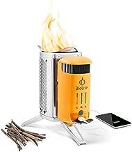 BioLite CampStove 2 Wood Burning and USB Charging Camping Stove