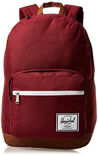 Herschel supply Co., zaino Pop Quiz, Windsor Wine/Tan PU (multicolore) - 10011-00746-OS