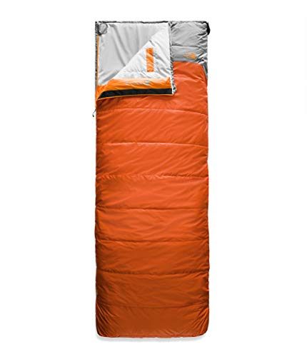 The North Face Dolomite 40F/4C, Monarch Orange/Zinc Grey, Regular