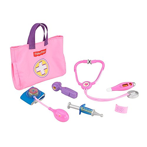 Fisher Price Pink Medical Kit
