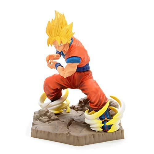 Banpresto Dragon Ball Z Absolute Perfection Figure -SON GOKOU- Super Saiyan