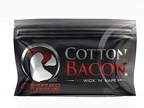 Wick 'N' Vape Version 2 - Cotton Bacon