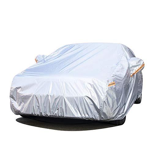 HRFHLHY Totalmente Adecuado para techados al Aire Libre de los Modelos sedán SUV Cubierta del Coche Compatible con Ford,Kuga
