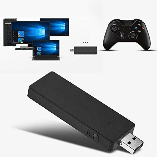 Draadloze ontvanger, stabiele transmissie, hoge prestaties, USB plug and play, originele personal computer laptops tablet draadloze ontvanger pc-adapter voor Microsoft voor Xbox