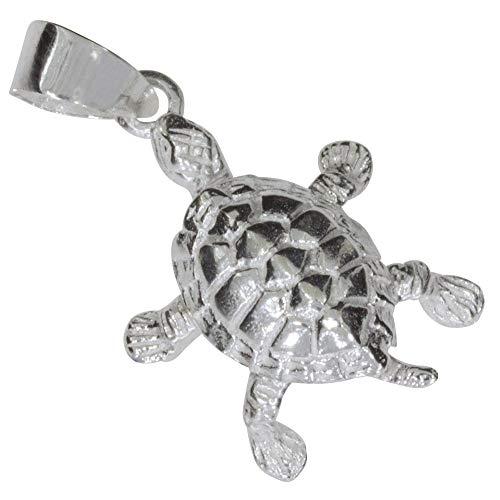 AFP Damen Anhänger Schildkröte 925 Sterling Silber AS-151-1