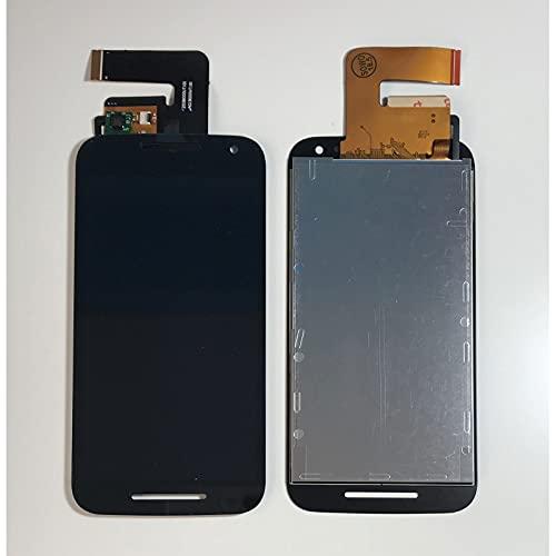 HOUSEPC Pantalla LCD + Pantalla Táctil para Motorola Moto G3 Xt1541 Xt1540 Xt1550 Negro