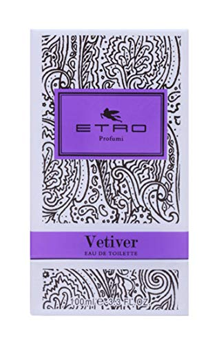 Etro Vetiver Eau de Toilette Spray 100 ml