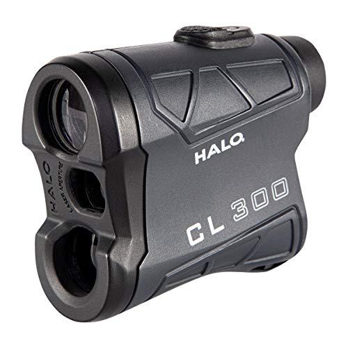 Halo Optics Range Finder CL300 | Hunting Laser Range Finder, Accurate Up to 300 Yards, Black, one Size (HALRF0107)