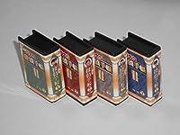 1997年 ガシャポン 名探偵コナンコレクション 探偵手帳ケース+シール 全4種