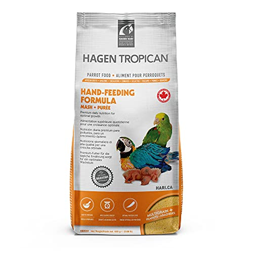 H-Ari Hari Tropican Hand Füttern Formel, 400g