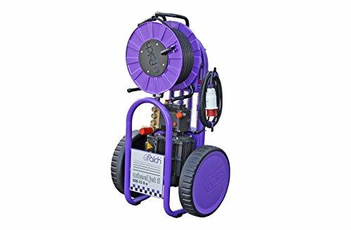 falch wheel jet 5 e - profi hochdruckreiniger - 200 bar 13 l/min.