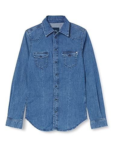 jeans donna quadri Pepe Jeans Rosie Camicia