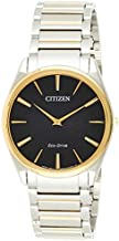 Citizen Watches AR3074-54E Eco-Drive Two-Tone One Size