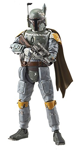Star Wars Boba Fett 1/12 Scale Model Kit by Bandai