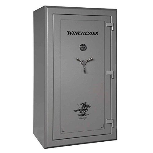 Best Buy! Winchester Treasury 48 Safe with Dial Lock - Gunmetal Gray