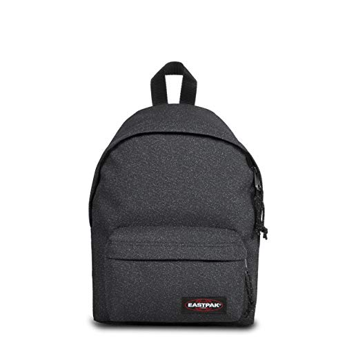 Eastpak Orbit Small Backpack, 33.5 cm, 10 L, Sparkly Grey (Grey)