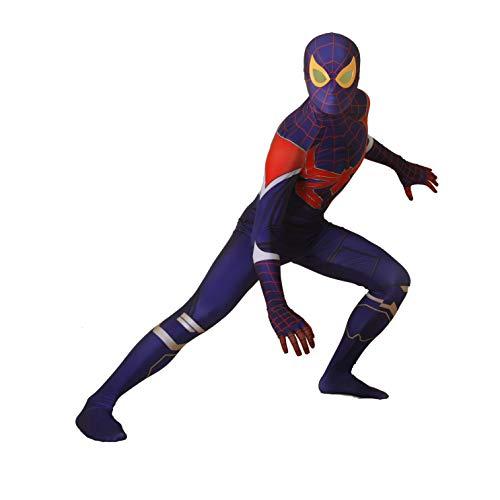 Disfraces de Spiderman Spiderwoman Cosplay Masquerade Party Body, Peter Parker Spiderman Disfraz Halloween Carnaval Cosplay