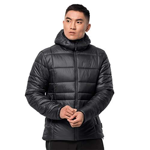 Jack Wolfskin Argon Thermic Veste Homme Black FR: XL (Taille Fabricant: XL)