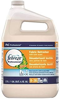 Febreze Professional Fabric Refreshener with Gain Scent 1 Gallon