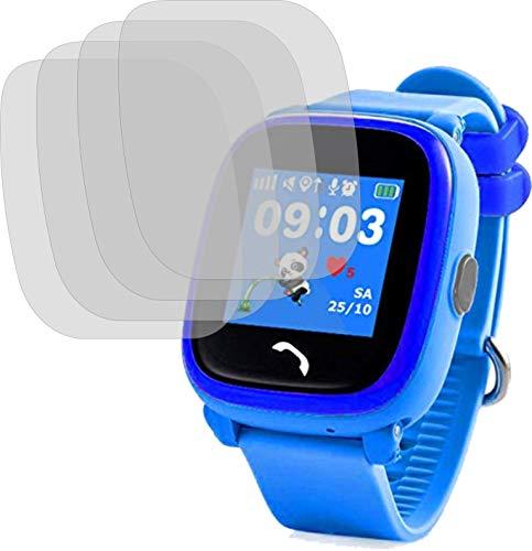 4ProTec I 4X Crystal Clear klar Schutzfolie für Vidimensio Kleiner Panda Displayschutzfolie Bildschirmschutzfolie Schutzhülle Displayschutz Displayfolie Folie