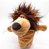 COJJ Marionetas de Mano, Juguetes, Juegos de Animales, muñecos calmantes para Las Manos, ventrílocuo...