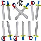 Best Foam Swords - Foam Swords - 12 Pack Foam Toys Review