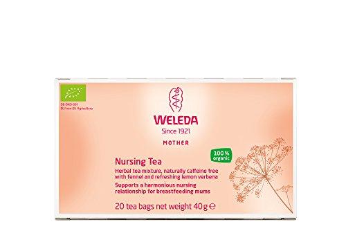 Weleda Mother Tea Bags 20 Single Dose