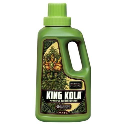 Emerald Harvest 723942 King Kola Bloom Booster, 0.95 L,natural