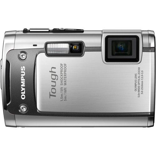 Olympus TG-610 Tough Digitalkamera, 14...