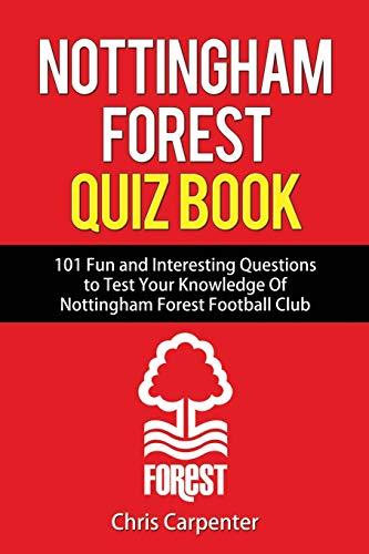 Nottingham Forest Quiz Book
