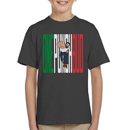 One Punch Man Bud Spencer Kid's T-Shirt