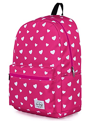 HotStyle TRENDYMAX Backpack for School Girls & Boys, Durable and Cute Bookbag with 7 Roomy Pockets,...