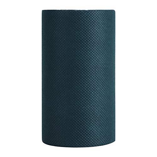 Ymiko Kunstgras Naadband, 5mx15cm Kunstgras Groen Aansluitende Bevestigingsgrasband Zelfklevende Gazon Tapijt Naden