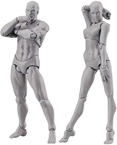 ABROBROKI Body Kun Doll, Artists Manikin Blockhead...