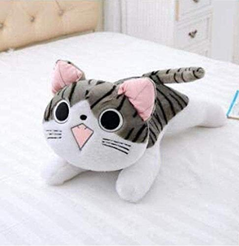 30cm kat pluche dieren knuffeldier zachte poppen kaas kat gevulde poppen speelgoed kussen kussen voor kinderen