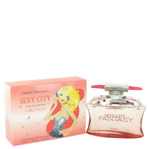 Sex In The City Fantasy by Unknown Eau De Parfum Spray (New Packaging) 3.4 oz / 100 ml (Women)