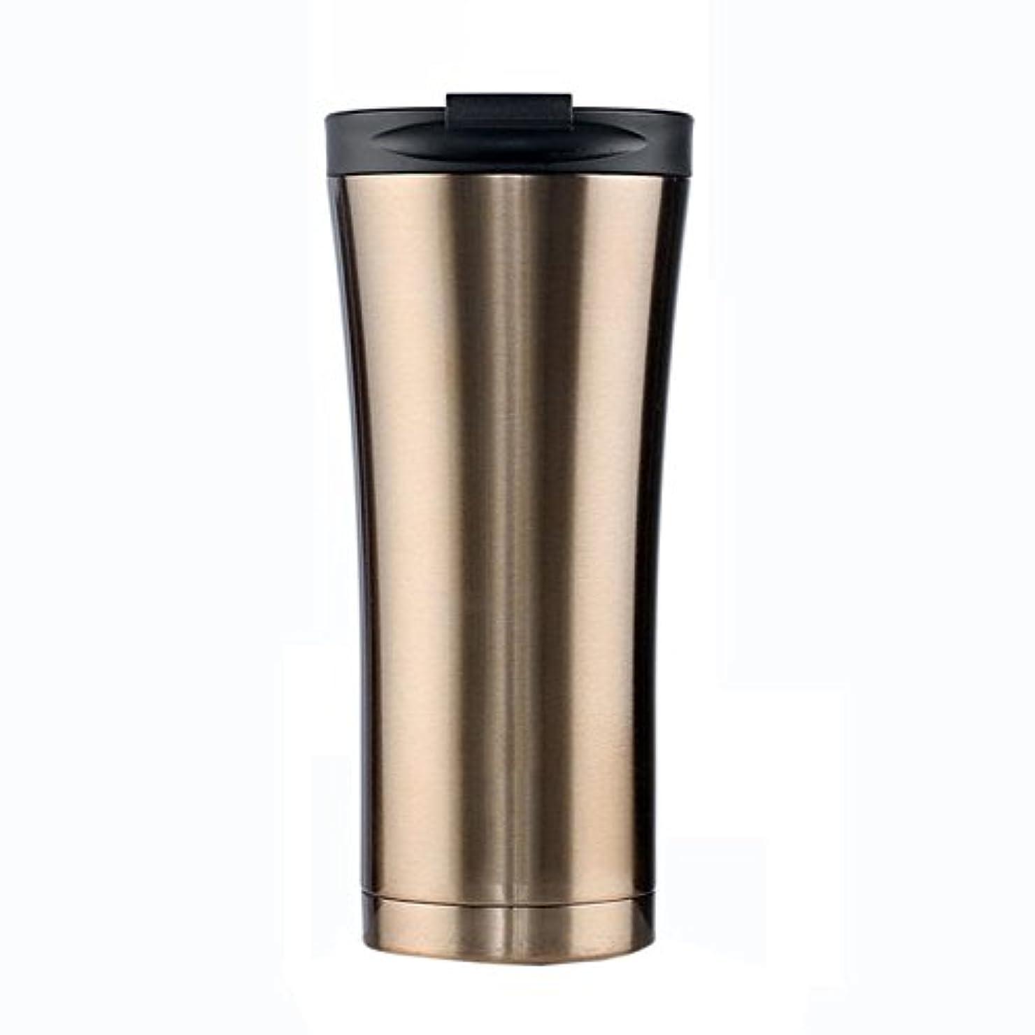 等価放棄するキャベツKiwiTwoフタ付き タンブラー ステンレス ボトル 500ml 真空 耐熱 マグボトル 真空2重構造 マイボトル 持ち運びに便利 スタイリッシュ な スリムボトル 魔法瓶 保温 保冷