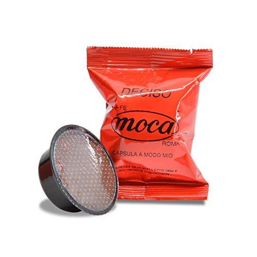 Caffè Moca Capsule Compatibili Lavazza A Modo Mio Caffè Deciso - 100 Capsule
