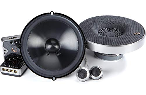 "Infiniity 6.5"" 2-Way Component Speakers (80W RMS 320W Peak)"