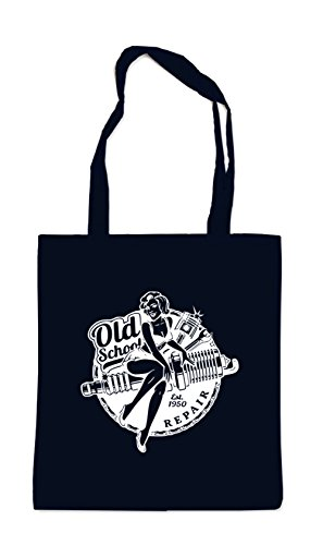 Certified Freak Old School Repair Stofftasche Black